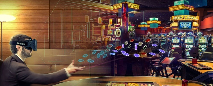 Play The Latest Technology in Casino Games