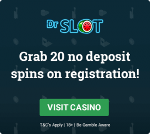 Welcome Offer With Bonus Spins